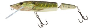 Salmo Wobler Pike Jointed Floating Real Pike-13 cm 21 g