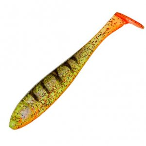 Illex Gumová nástraha Magic Slim Shad Magic Perch - 6,5cm 7ks