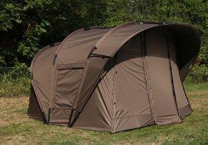 Fox Bivak Retreat+ 2 Man Dome Including Inner S Vnitřní Ložnicí