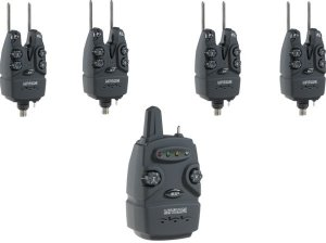 Mivardi Sada hlásičů MX9 Wireless 4+1