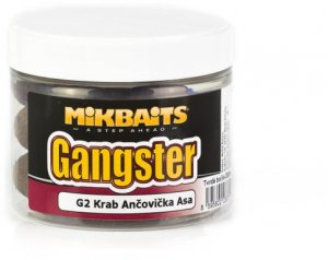 Mikbaits Boilie Gangster extra hard 300ml - G2 24mm
