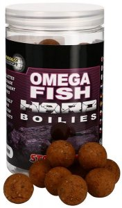 Starbaits Boilie Hard Omega Fish 200g - 20mm