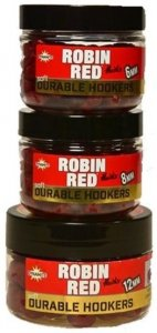 Dynamite Baits Pelety Durable Hookers Robin Red-12 mm