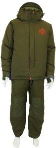 Trakker Nepromokavý Zimní Komplet 3-dílný Core 3-Piece Winter Suit - Velikost XXXL