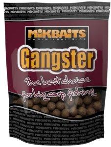 Mikbaits Boilie Gangster GSP Black Squid - 24mm  1kg