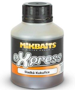 Mikbaits Booster Express Sladká Kukuřice 250 ml