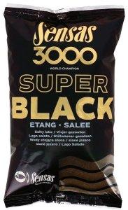 Sensas Krmítková směs 3000 Dark Salty 1kg - Etang - Jezero