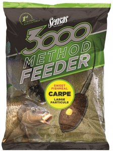Sensas Krmítková směs 3000 Method Feeder 1kg - Carpe