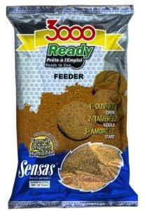 Sensas Krmítková směs 3000 Ready 1,25kg - Feeder