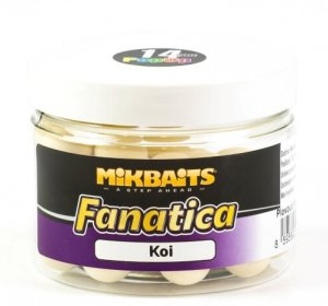 Mikbaits Plovouci Boilies Fanatica Koi 150 ml 18 mm