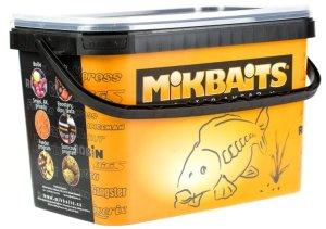 Mikbaits Boilie LiveriX Královská Patentka 2,5 kg 24 mm