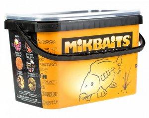 Mikbaits Boilie Robin Fish Máslová Hruška - Velikost 20 mm / Hmotnost 2,5 kg