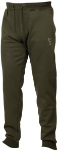 Fox Tepláky Collection Green Silver Joggers-Velikost M