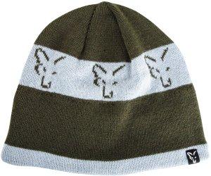 Fox Čepice Green Silver Beanie