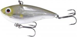 Savage Gear Wobler TPE Soft Vibes Green Silver Flash-5,1 cm 11 g