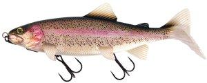 Fox Rage Gumová Nástraha Replicant Trout Shallow Super Natural Rainbow Trout-18 cm 70 g
