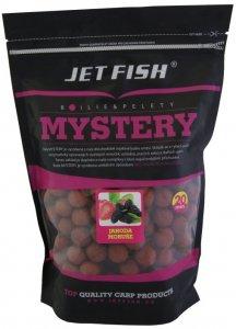 Jet Fish Boilie Mystery Jahoda Moruše 20 mm 1 kg