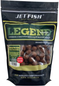 Jet Fish Extra Tvrdé Boilie Legend Range Bioenzym Fish 30 mm 250 g