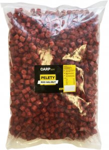 Carpway Pelety Red Halibut S Dírou 18 mm 10 kg