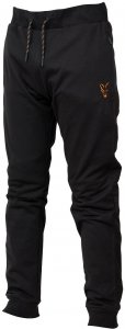 Fox Tepláky Collection Black Orange Lightweight Joggers-Velikost XXL