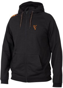 Fox Mikina Collection Orange Black Lightweight Hoodie-Velikost XXXL