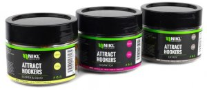 Nikl Boilie Attract Hookers 150g - Food signal 14mm