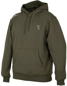 Fox Mikina Collection Green Silver Hoodie-Velikost M