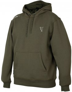 Fox Mikina Collection Green Silver Hoodie-Velikost XXL