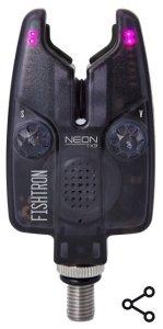 Flajzar Signalizátor Záběru Fishtron Neon TX3 BL- V - Fialový