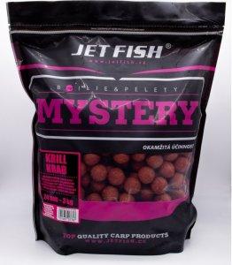 Jet Fish Boilie Mystery Krill Krab - 1 kg 20 mm