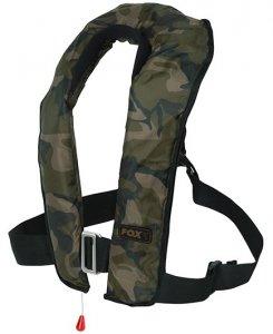 Fox Rage Plovací Vesta Camo Life Jacket