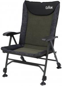Dam Křeslo Camovision Easy Fold Chair S Arrrests Alu