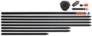 Fox Tyčová bójka Halo Illuminated Marker Pole Kit - set 1tyč 7m s ovladačem