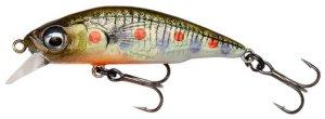 Savage Gear Wobler 3D Sticklebait Twitch Sinking Brown Trout Smolt - 5,5cm 7g
