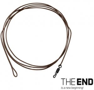 Delphin Návazec The End Aramid Leader 1ks - 100cm / 60lbs