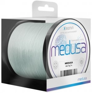 Delphin Vlasec MEDUSA Transparent - 0,28 mm 14,0 lbs 1200 m