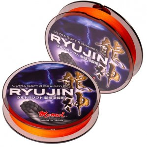 Momoi Šňůra na přívlač Ryujin oranžová 150m - 0,196mm