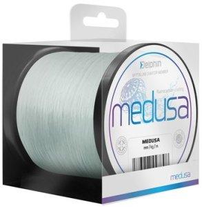 Delphin Vlasec Medusa transparent - 0,37mm 22,0lbs 1000m