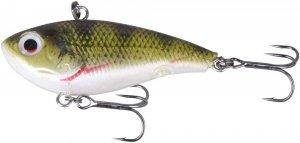 Savage Gear Wobler TPE Soft Vibes Perch-6,6 cm 22 g