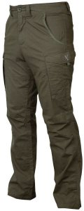 Fox Kalhoty Collection Green Silver Combat Trousers-Velikost L