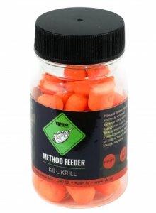 Nikl Feeder Pop Ups 7-9 mm 20 g-Scopex/Squid