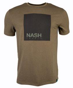 Nash Tričko Elasta-Breathe T-Shirt Large Print - Velikost L