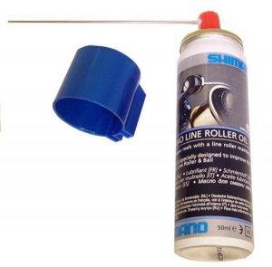 Shimano Sprej na mazání rolniček Line Roller Oil 50ml