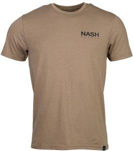 Nash Tričko Elasta-Breathe T-Shirt Green - Velikost XXL
