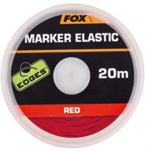 Fox Označovací šňůrka Marker Elastic Yellow (žlutá) 20m