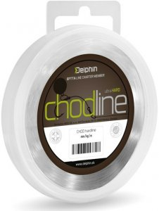 Delphin Monofil Chod Hardline 25 m - 0,50 mm 35 lb