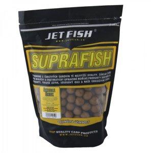 Jet Fish Boilie Supra Fish Játra Krab - 1 kg 24 mm