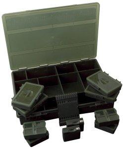 Fox Plastové boxy Royale Tackle Box - Large