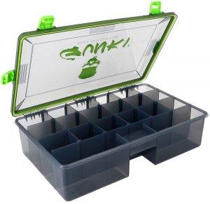 Gunki Krabička Deep Waterproof Box Lures L