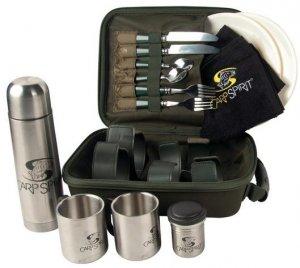 Carp Spirit Jídelní taška Camping Shield